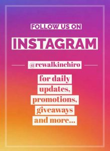 Follow RC Walk-In Chiropractic on Instagram